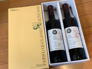 井筒ワイン NACメルロー [樽熟]
