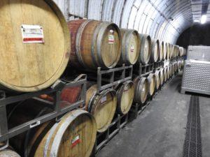 ココファーム 樽貯蔵庫